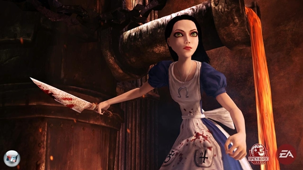Test: Alice: Madness Returns