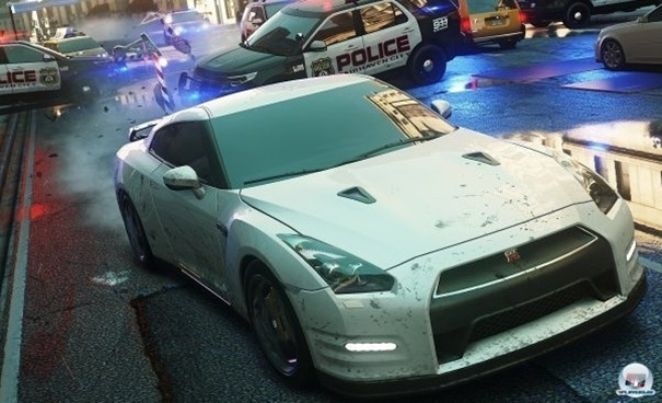 Test: Need for Speed: Most Wanted