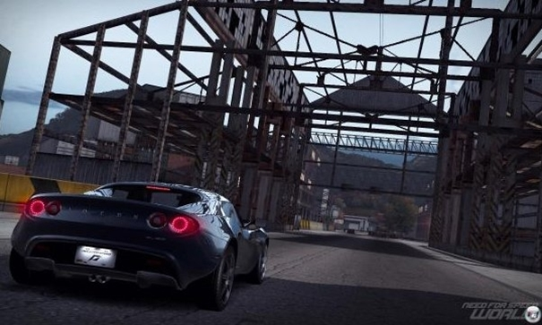 Test: Need for Speed World